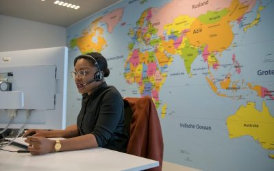 Woon, werk of studeer je buiten Nederland?