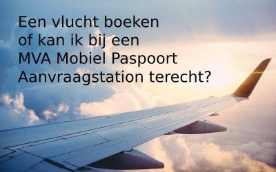 Mobiel Paspoort Aanvraagstation informatievoorziening schiet te kort